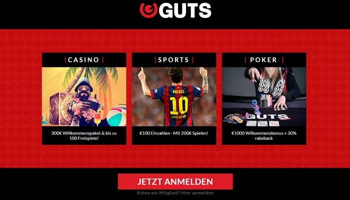 Guts Sportwetten Schweiz